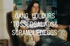 oki-ni presents TOSSEDSALADS&SCRAMBLEDEGGS by Gang Colours