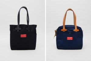 Filson Red Label Tote Bags