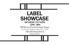 Label Showcase: A One Day Pop-Up Record Shop