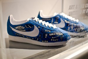 Interview: Rose Stallard for NIKEiD x Cortez x Art & Sole