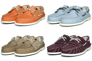 Band of Outsiders for Sperry Top-Sider SS12 collection