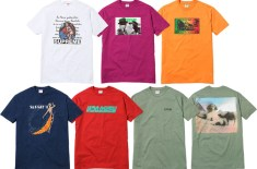 Supreme Spring 2012 T-shirts