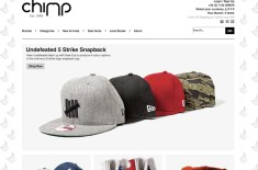 The Chimp Store Launch New Website