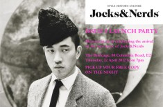 Jocks&Nerds issue 3 Launch