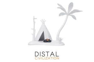Listen: Distal – Civilization [Tectonic]