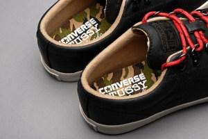 Converse x Stüssy SS12 Footwear