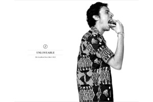 Goodhood presents 'Unloveable' SS12 Mens Lookbook