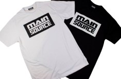 Main Source Logo Tees