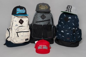 Mishka Spring 2012 Backpacks