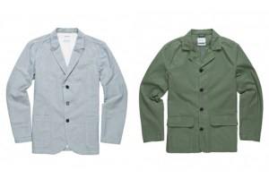Norse Projects SS12 Blazers