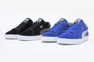 PUMA Suede JD Sports Exclusives (Black & Blue)