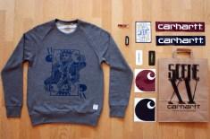 Scene x Carhartt Holbrook Sweater