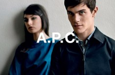 A.P.C. AW13 Resort Pre-Collection