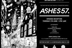 Ashes57 at Rhythm Factory