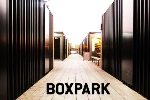 England Vs. Ukraine Screening at BOXPARK