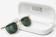 Maison Martin Margiela 8 Cable Temple Sunglasses