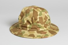 Real McCoy's Frogskin Army Bucket Hat