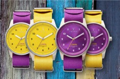 Triwa Summer Edition Lomin Watches