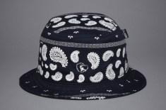 Undefeated Paisley Headwear