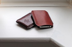 Ashdown Workshop – Leather iPhone 4/4s Cases