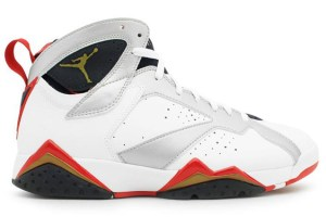 Air Jordan VII 'Olympic' 2012 Retro