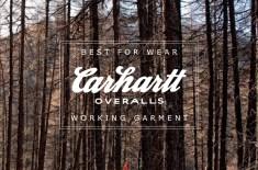 Carhartt Heritage AW12 Lookbook