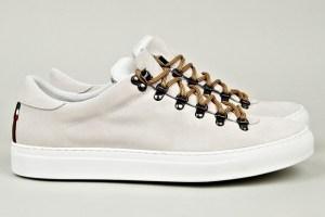Diemme Marostica Low Vesuvio Sneaker (Frost Grey)