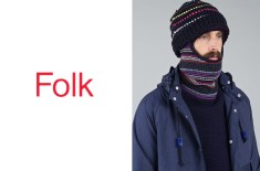Folk AW12 Mens Lookbook