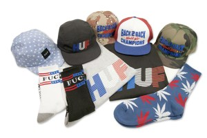 HUF Red, White & Blue Pack