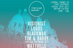 Liminal Sounds 1st Birthday Party