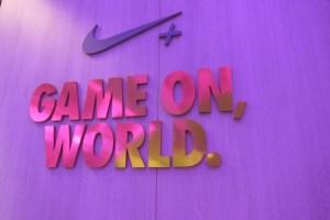 A look inside the Nike Hospitality Space