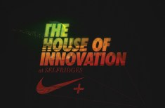 Nike launch House of Innovation at Selfridges UltraLounge