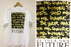 T-Shirt Party 072 x Walé Adeyemi: Be Your Own Future