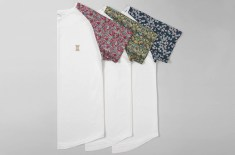 Victate Liberty Floral Sleeve T-shirts