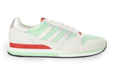 adidas Originals ZX 500 (Super Green/Metallic Silver)