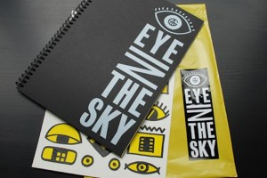 ATG Eye In The Sky Book & Prints