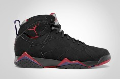 Air Jordan VII 'Raptors' 2012 Retro (Black/True Red)