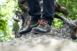 Dr Martens Nixon Boot (Camo Millerain)