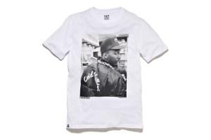 Footpatrol x Classic Material x Normski t-shirts