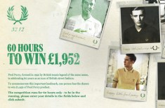 Fred Perry 60 Year Anniversary Competition