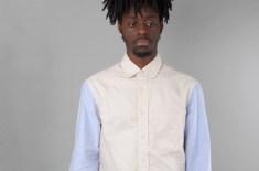 Garbstore x Gitman Vintage Club Collar Oxford Shirts