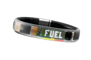 Limited Edition Nike+ FuelBand Ice (Online Release)