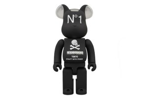 Neighborhood x Medicom 400% Bearbrick
