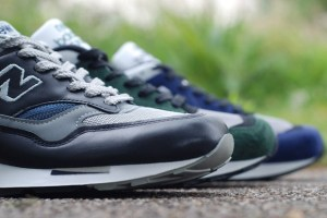 New Balance M1500 Made in the UK Pack (UC, GSW & VSW)