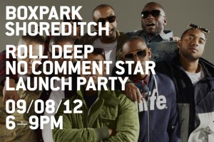 New Era Present Roll Deep at Boxpark