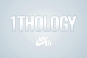 "Nike launch online Air Force 1 anthology ""1thology"""
