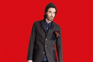 Oliver Spencer AW12 lookbook