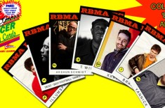 RBMA FC Trading Cards