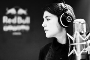 Jessie Ware live performance stream at Red Bull Studios