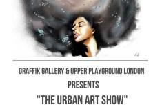 Graffik Gallery Hosts The Urban Art Show